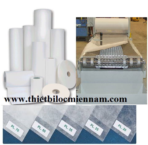 Grinding machine filter paper (giấy lọc cuộn)